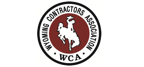 wyoming contractors association logo